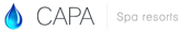 CAPA Spa Restorts, Terme in Debar, Macedonia Logo