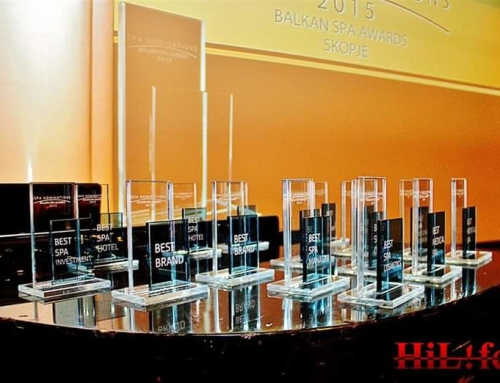 Balkan SPA AWARD 2015