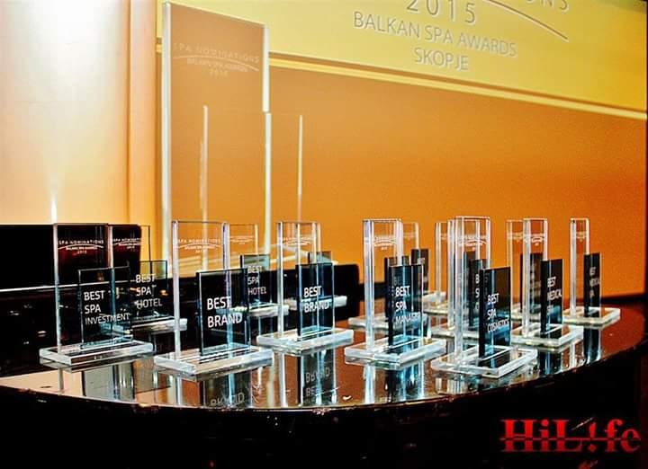 Победници и во Балканските СПА Награди 2015